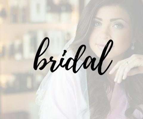 Salon Services - Bridal