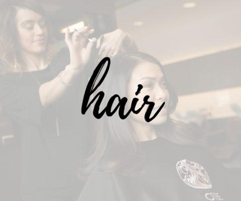 Salon Services - Hair