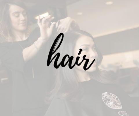 Salon Services - Hair