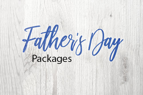 Father's Day Packages