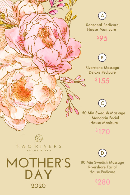 Mothers Day Packages 2020